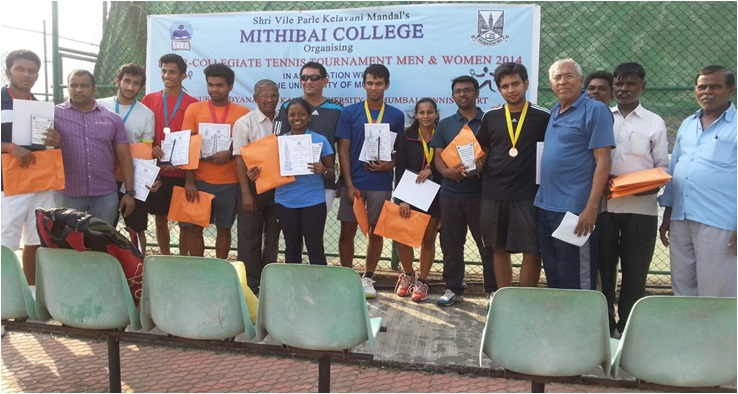 Inter-Collegiate Tennis Tournament