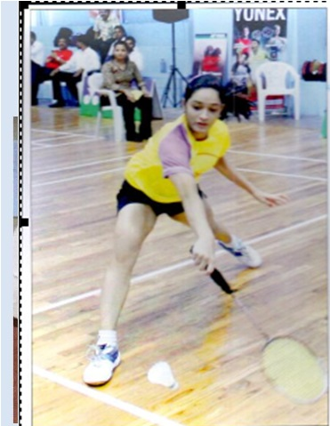 Junior Asian Badminton Championship held at Bangkok