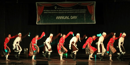 College annual day