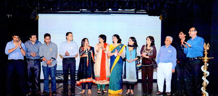 Members of Mithibai Alumni Association(MAA)