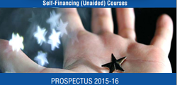 Self-Financing (Unaided) Courses Prospectus 2015-16